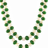 Jpearls Emerald Necklace