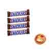 Snickers Chocolates - Pack of 4 pieces